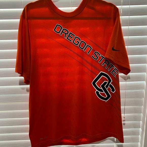 Nike DriFit Oregon State Beavers Shirt -  Size L